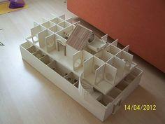 Doppelstock-Labyrinth - Bastelecke - Hamsterhilfe NRW e.V.