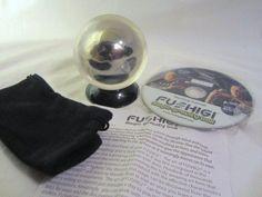 Fushigi Magic Gravity Ball CD As seen TV Stand Bag Fast Shipping