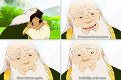 The Legend of Korra/ Avatar the Last Airbender: I.... I... I.... UHHHHHH *tears everywhere*