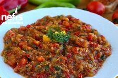 Babagannuş Nasıl Yapılır? (Parmak Yedirten Lezzet, Videolu) No Gluten Diet, Turkish Recipes, Ethnic Recipes, Ratatouille, Starters, Side Dishes, Salads, Food And Drink, Appetizers