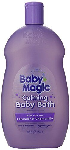 Baby Magic Calming Baby Bath 165 Ounce Lavender And Chamomile 488ml >>> Trust me, this is great! Click the image. : Baby Skin Care