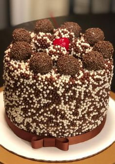 Cute and Delicious Summer Desserts Images and Ideas Part 42 - Foods - Köstliche Desserts, Summer Desserts, Delicious Desserts, Yummy Food, Baking Recipes, Cake Recipes, Dessert Recipes, Oreo Torta, Chocolate Cake Designs
