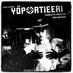 #LilianaCavani #nightporter #yöportieri #CharlotteRampling #koppalakki  yesterday at #CinemaOrion #orion #Helsinki 14.4.16 #provocative & #cattiva!  #Power #valta #riisto so PRE-#postpunk & influenced so many #synkistely #syntsa #synthesizer music  #JoyDivision #SpandauBallet #HumanLeague