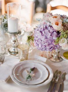 Pretty Rustic Glam California Wedding - MODwedding