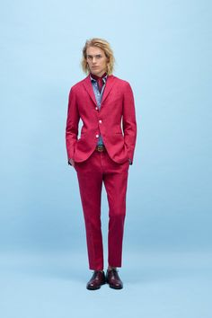 Boglioli Spring 2015 Menswear Collection Slideshow on Style.com