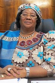 Joyce Banda became Malawi's first female president in April 2012 and is on Forbes' list of the world's 100 most powerful women. See who else made the list. (via Forbes)