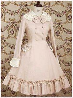 Deerline Gijinka Lolita Dress
