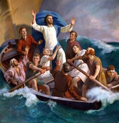 Miracles of the Gospels: The Gospels describe a famous miracle of Jesus mastering nature by calming a ferocious storm.