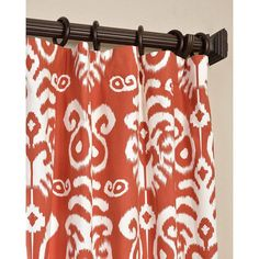 Found it at Wayfair - Sri Lanka Twill Single Curtain Panel