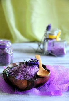 badesalz selber machen a al Provence