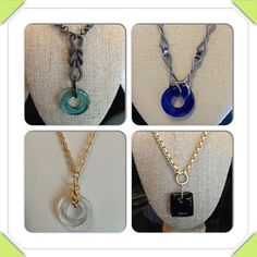 A variety of necklaces available.  Instagram Photo Feed on the Web - Gramfeed | # splurgesboutique