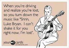 Haha <3 Luke Bryan