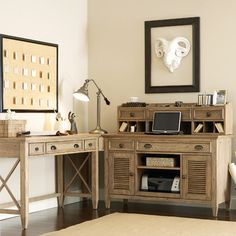 Found it at Wayfair - Coventry 4-Piece L-Shape Writing Desk Office Suite