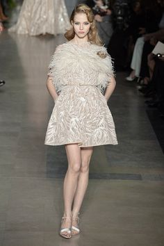 Pin for Later: 83 Couture Looks That Belong in Your Dream Wedding Elie Saab Haute Couture Spring 2015