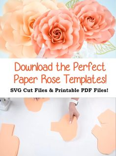 Big Paper Flowers, Tissue Paper Flowers, Paper Flower Wall, Diy Paper Flower Backdrop, Diy Paper Roses, Paper Flowers Wall Decor, Tissue Paper Decorations, How To Make Paper Flowers, Large Flowers