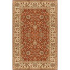 Art of Knot Ashford Wool Area Rug, Beige