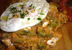 Kafteji Tunisian Food