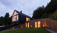 Casa Vizu, Patagonia, Argentina - Alric Galindez Arquitectos - © Albano García