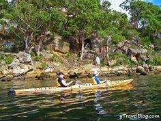 Garigal National Park Sydney Harbour