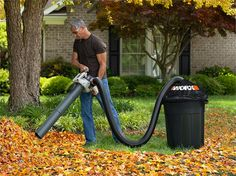 WORX LeafPro Universal Collection System WA4054