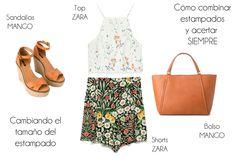 Cómo combinar estampados y acertar siempre Personal Shopper en Asturias www.yohanasant.es