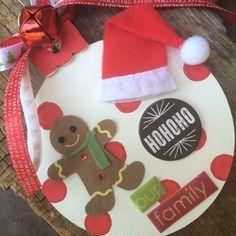 family Christmas ornament, Christmas ornament, Christmas tree ornament, family Christmas gift, family tree ornament, family ornament, by Bedotted on Etsy