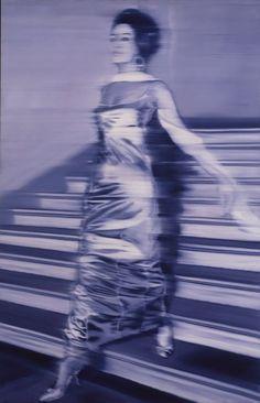 Gerhard Richter  German, born 1932, Woman Descending the Staircase (Frau die Treppe herabgehend)