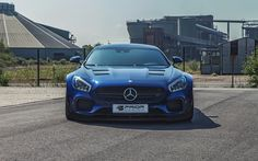 Prior Mercedes-AMG GT S