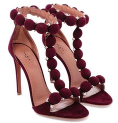 Azzedine Alaïa sandals in Bordeaux