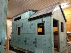 A Luxurious 32\' Walden with Reversed Loft by Cornerstone Tiny Homes ...