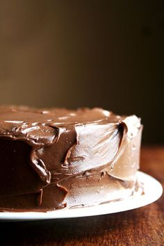 Beatty's Chocolate Cake Plus Two Fair Trade Giveaways: Lake Champlain Chocolates Hot Cocoa; Bag of Fair Trade Goodies
