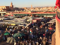 Marrakech, most exotic place I've been!