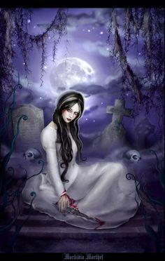 25 Amazing and Dark Photo Manipulations by Morbidia Morthel