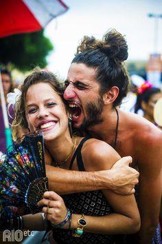 RIOetc | Baile a céu aberto, no Cordão do Boitatá
