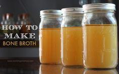 How To Make Bone Broth (Video Tutorial)
