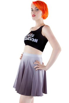 Storm Skater Skirt - $50 AUD