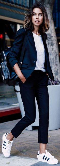 b5b3da2be6 Vivaluxury Black And White Perfection Fall Street Style Inspo Clothing