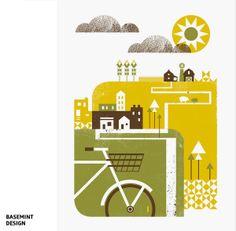 Good Day Sunshine par Basemint Design