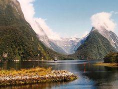 It sounds sooo good .... Milford Sound, New Zealand
