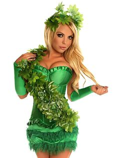 Check out Green Poison Ivy Costume - Wholesale Batman Womens Costumes from Wholesale Halloween Costumes Sexy Batman Costume, Poison Ivy Halloween Costume, Superhero Costumes Female, Sexy Adult Costumes, Sexy Halloween Costumes, Girl Costumes, Costumes For Women, Adult Halloween, Ballerina