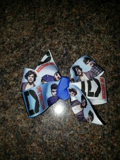 One direction hair clip