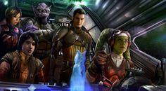 Star Wars: Rebels by mehdic.deviantart.com on @DeviantArt