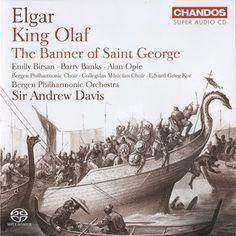 Den Klassiske cd-bloggen: Elgar og Olav Trygvasson
