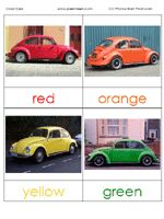 Lots of great ideas for a transportation themed preschool lesson