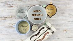 Extra Crunchy and Crispy Keto French Fries, that are unrecognizable from the real potato Fries are finally here. This Low Carb, Gluten-Free, Keto Side Dish without vegetables is going to be remembered for life. Flour Tortilla Chips, Gluten Free Tortilla Chips, Keto Flour, Italian Bread Sticks, Croquettes Recipe, Good Keto Snacks, French Fries Recipe, Pumpkin Seed Recipes, Keto Tortillas
