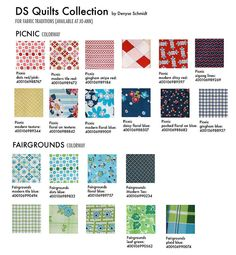 New Fabric from Denyse Schmidt