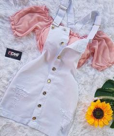 Shop the latest arrivals at SHEIN, always stay ahead of the fashion trends. Hundreds of new looks updated every day! Cute Comfy Outfits, Cute Girl Outfits, Cute Summer Outfits, Swag Outfits, Retro Outfits, Girly Outfits, Stylish Outfits, Casual Summer, Really Cute Outfits