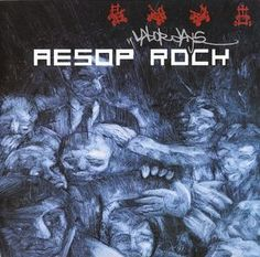 Now in stock: Aesop Rock - Labor Days 2xLP Limited Edition Reissue! This underground classic features Illogic and C-Rayz Walz: http://www.discogs.com/sell/item/216893758