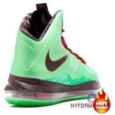newest dab91 bee24 Nike Lebron X (10) Cutting Jade0 Home Appliances, Nike Lebron, Sneakers Nike