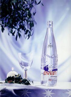 Publicité Advertising 1995 Eau Minérale Badoit Fragrant In Flavor